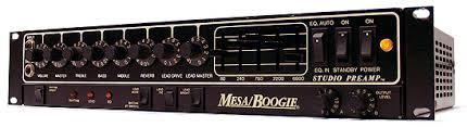 Röhren Set für Verstärker Mesa Boogie Studiovorverstärker