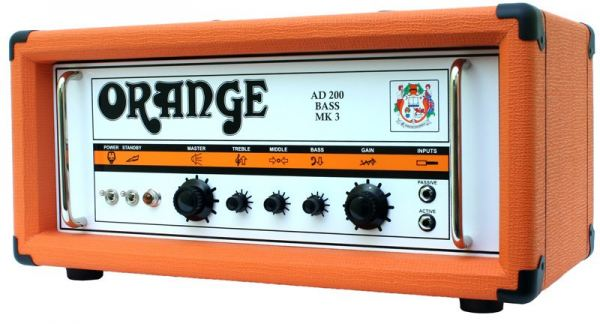 Röhren set für verstärker Orange AD200B und AD200B MK 3