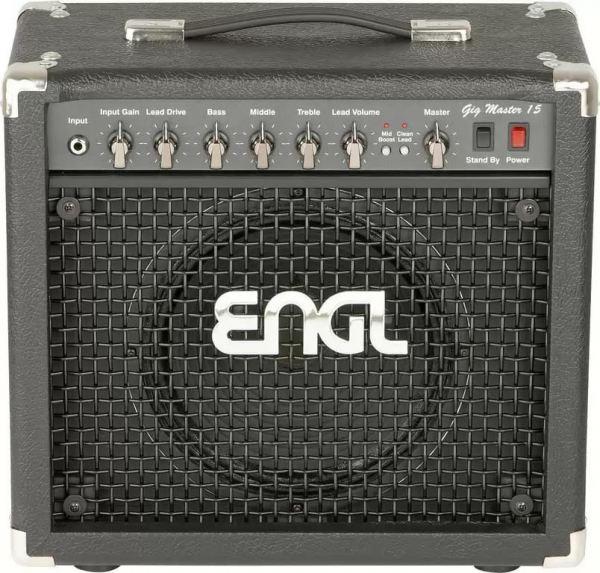 Röhren Set für Röhrenverstärker ENGL Gigmaster 15 E310 Combo