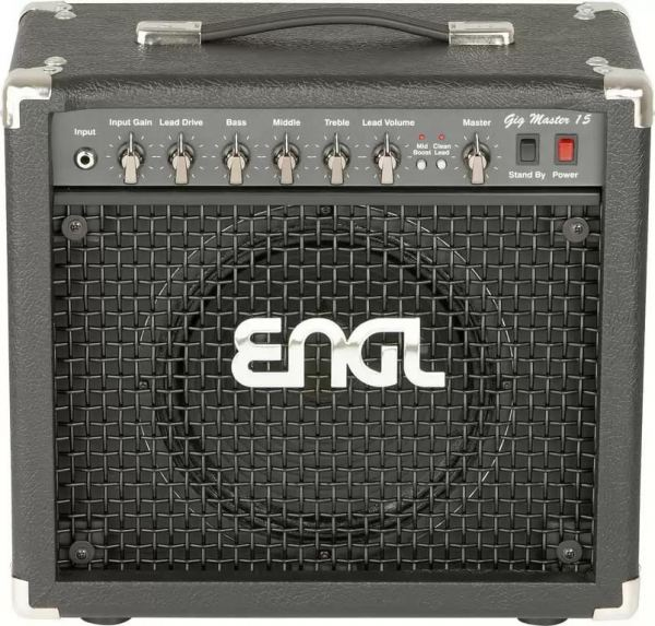 Röhren für Ihren ENGL Gigmaster 15 E310 Combo