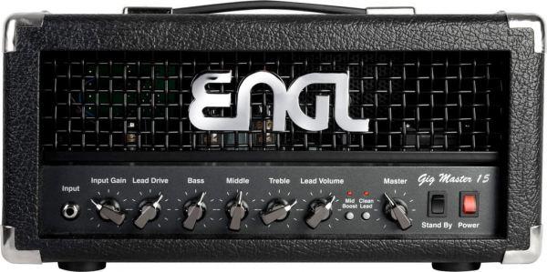 Röhren für Ihren ENGL Gigmaster 15 E315 Head