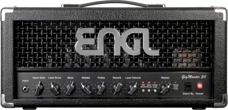 Röhren set für röhrenverstärker ENGL Gigmaster 30 E305