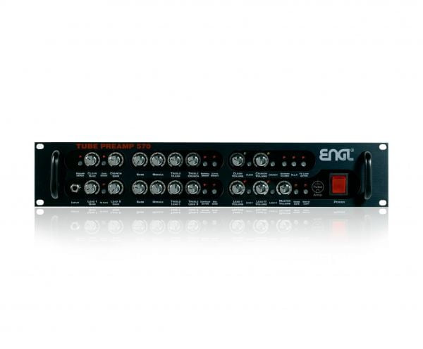 Röhren Set für Verstärker ENGL Valve Preamplifier E570