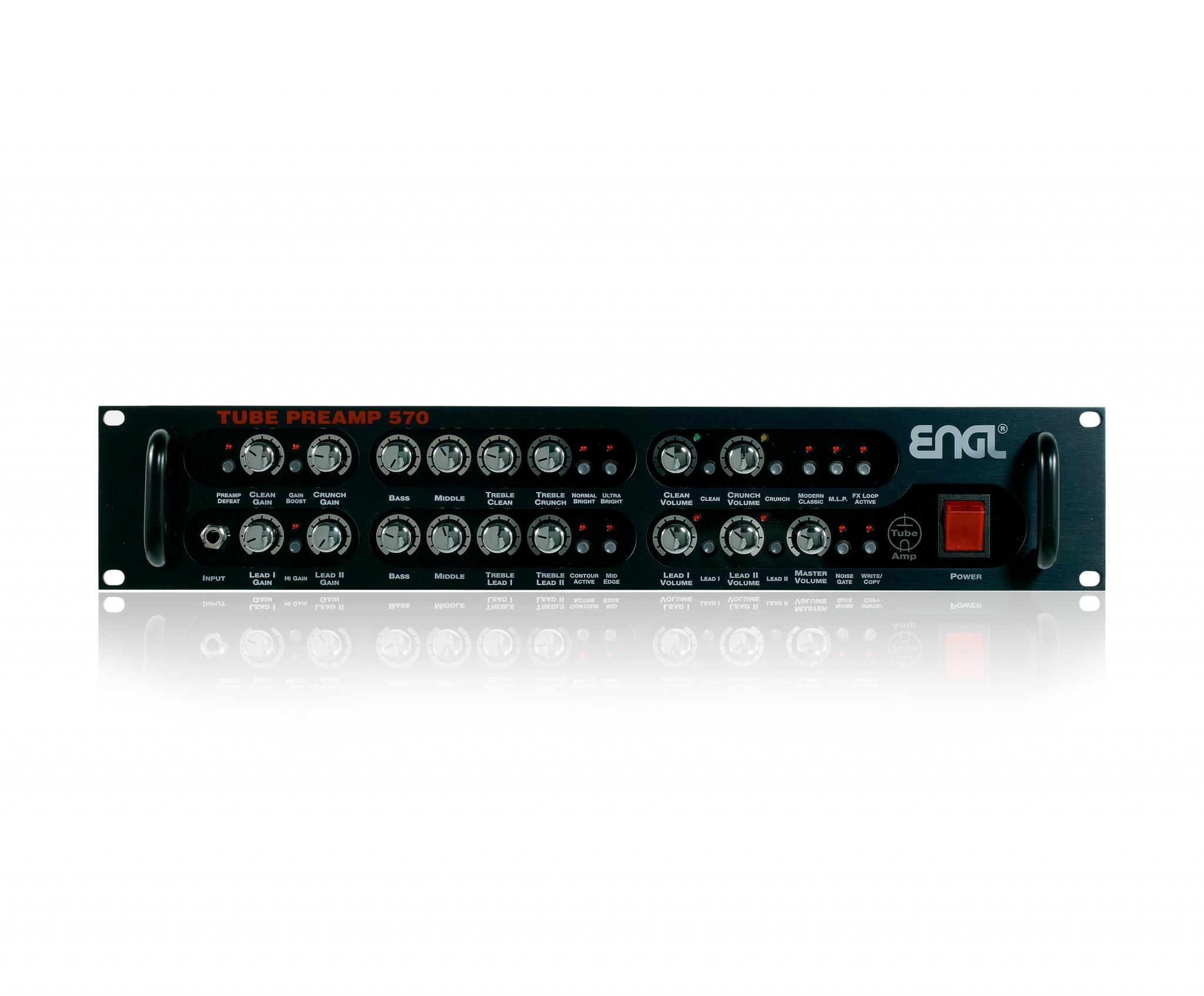 ENGL Valve Preamplifier E570 Verstärker