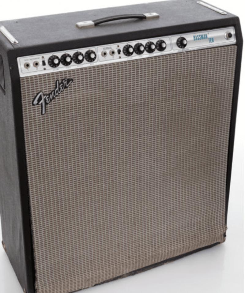 Röhren Set für Verstärker Fender Bassman Ten