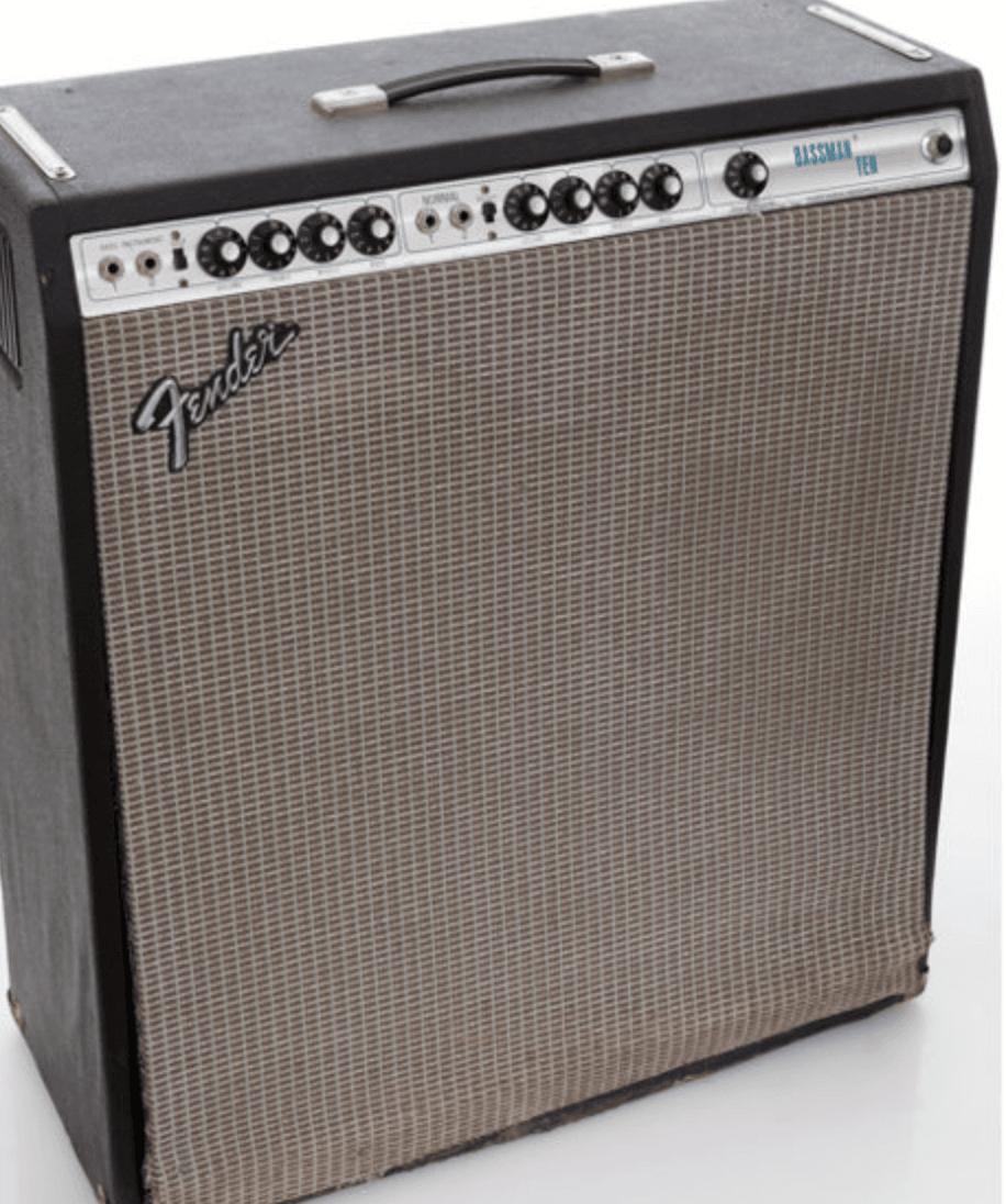 Fender Bassman Ten Verstärker