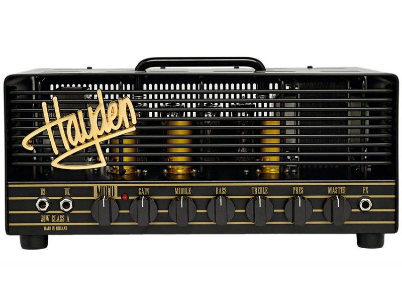 Ersatzröhren set für Hayden Mofo 15 Watt