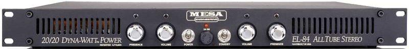 Röhren set für verstärker Mesa Boogie 20/20 Dyna-Watt