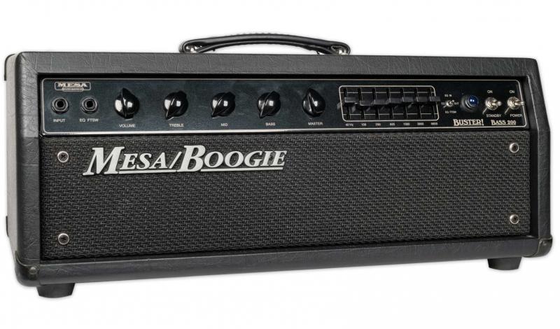 Röhren set für verstärker Mesa Boogie Buster Bass 200