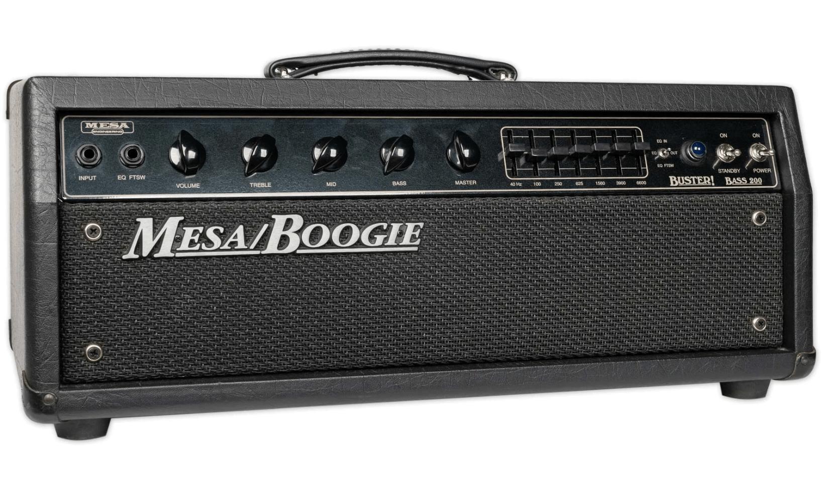 Mesa Boogie Buster Bass 200 Verstärker