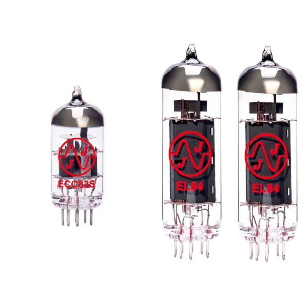Röhren set für röhrenverstärker Hayden Mini Mofo (1 x ECC83 2 x Gematchte EL84)