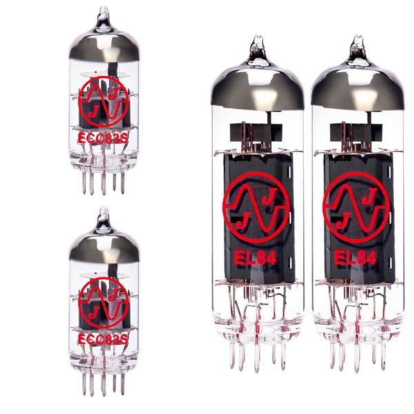 Ersatzröhren-Set für Marshall 2061X Verstärker (1 x ECC83 1 x Symmetrische ECC83 2 x Gematchte EL84)