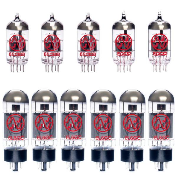 ersatzroehren-set-fuer-fender-studio-bass-3-x-ecc83-1-x-ecc82-1-x-symmetrische-ecc82-6-x-gematchte-6l6gc
