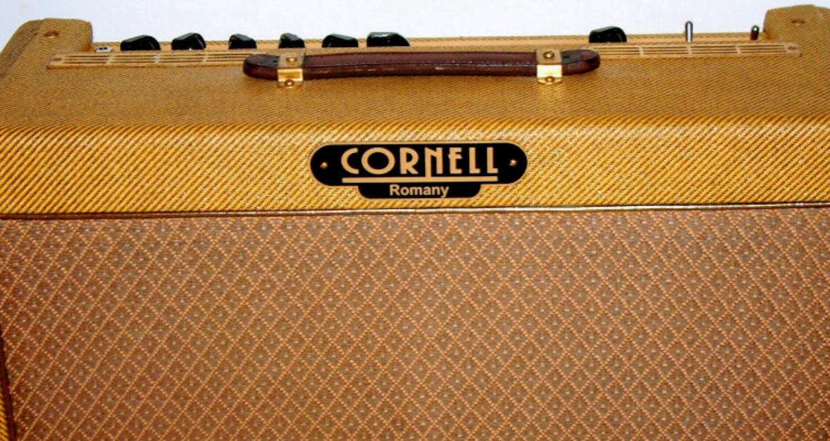 Cornell Romany Pro Verstärker