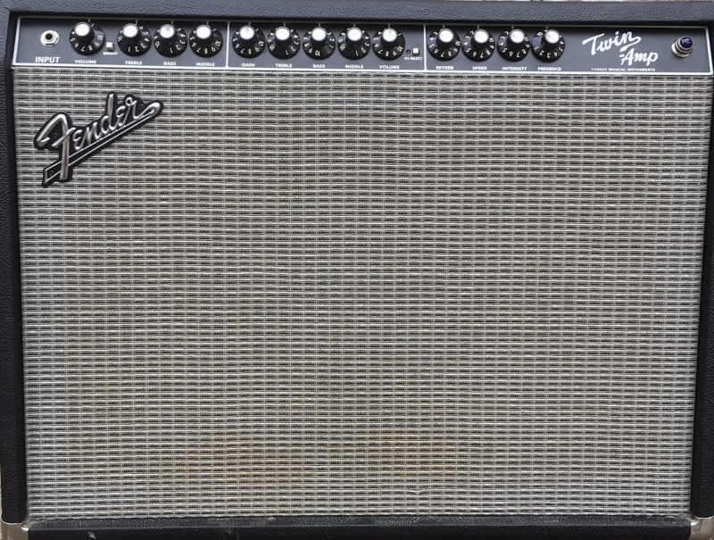 Röhren set für verstärker Fender Twin Tro Tube