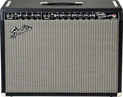 Röhren set für verstärker Fender Twin Reverb 1965 Reissue