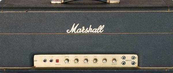 Röhren set für verstärker Marshall 1987 Original