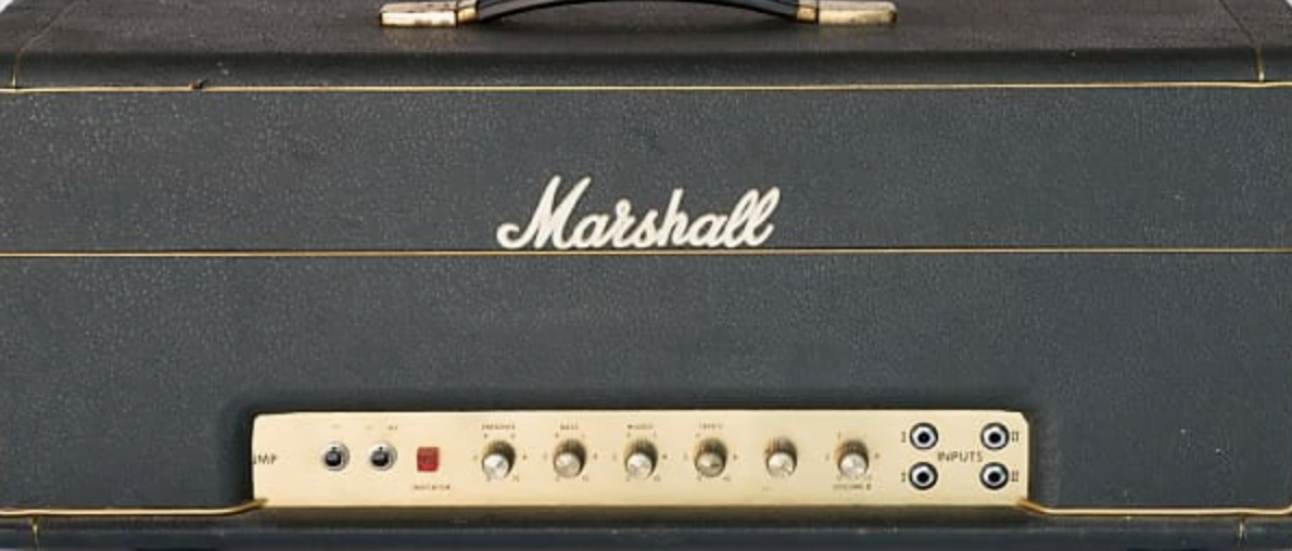 Marshall 1987 Original Verstärker