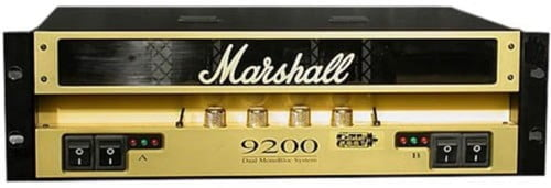 Röhren set für verstärker Marshall 9200 5881 100/100