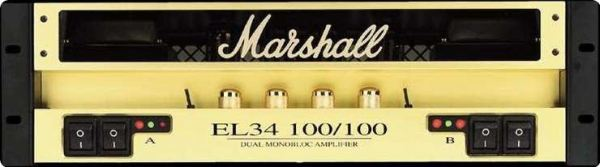 Röhren set für verstärker Marshall 9200 EL34 100/100