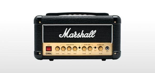 Röhren set für verstärker Marshall DSL1H