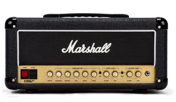 Röhren set für verstärker Marshall DSL20H