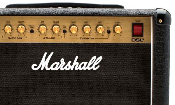 Röhren set für verstärker Marshall DSL5R