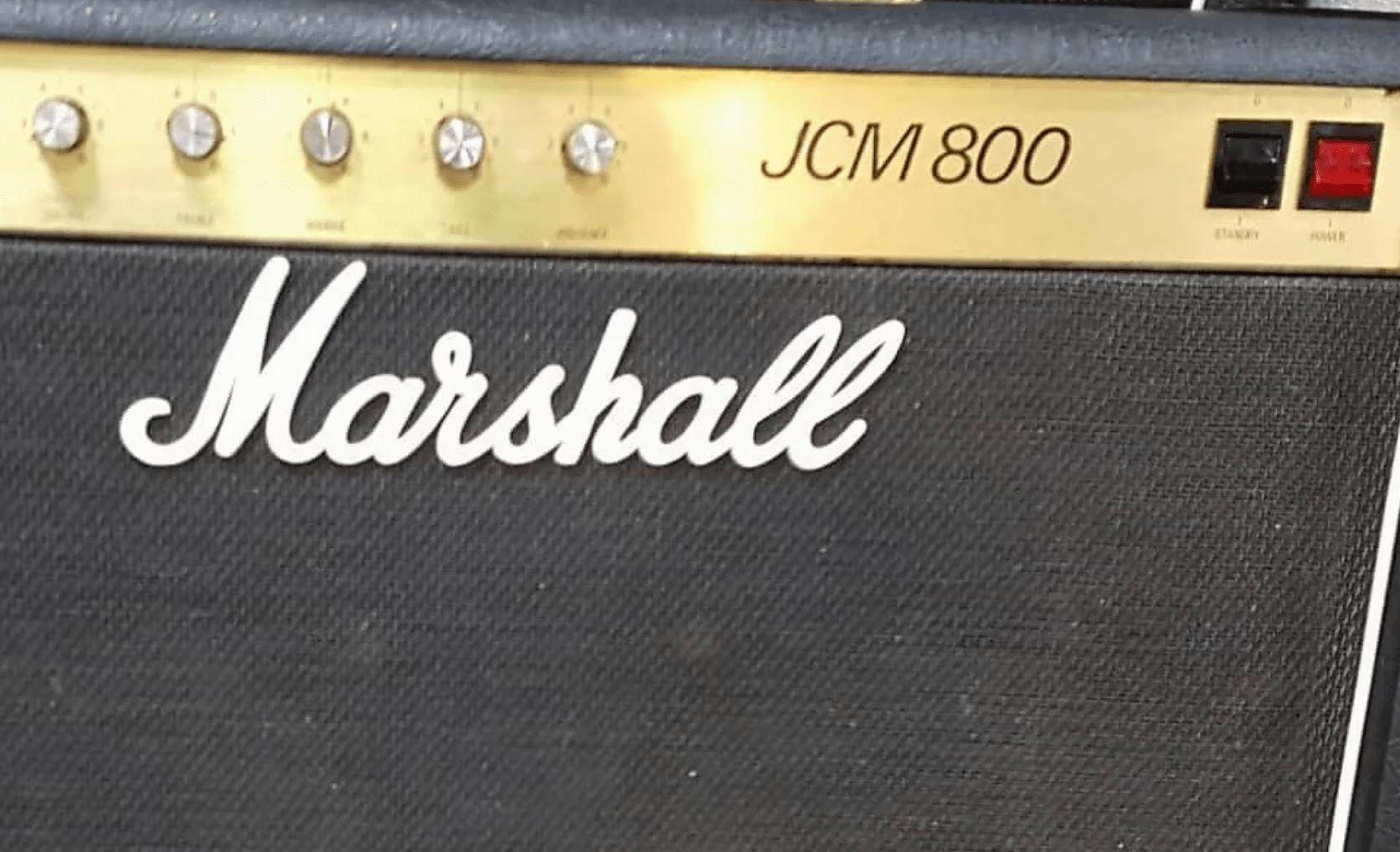 Marshall JCM800 4104 Verstärker