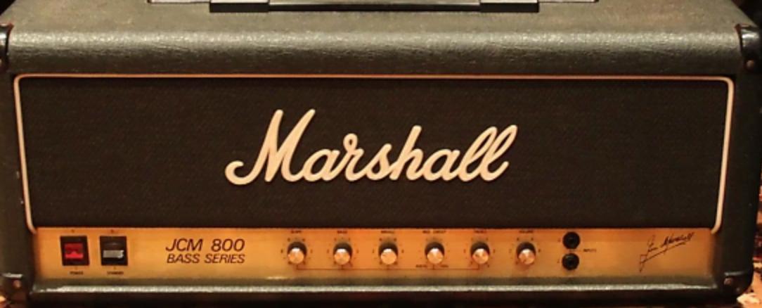 Marshall JCM800 Bass Series 100w Verstärker