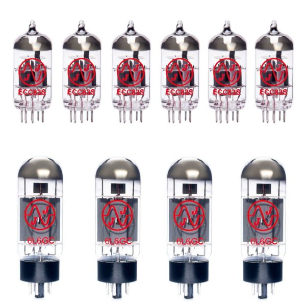 Soldano Lucky 13 100W Verstärker Röhre Set (5 x 12AX7 1 x Symmetrische 12AX7 4 x Gematchte 6L6GC)